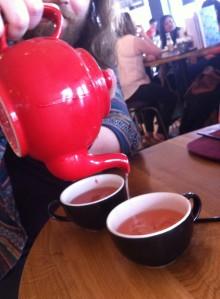 Boozy Tea